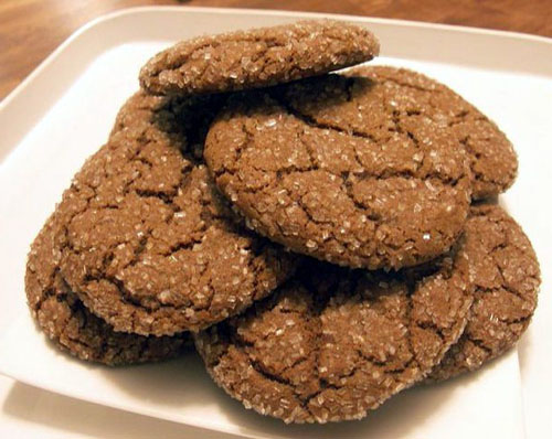 Molasses Cookies | Creative Culinary