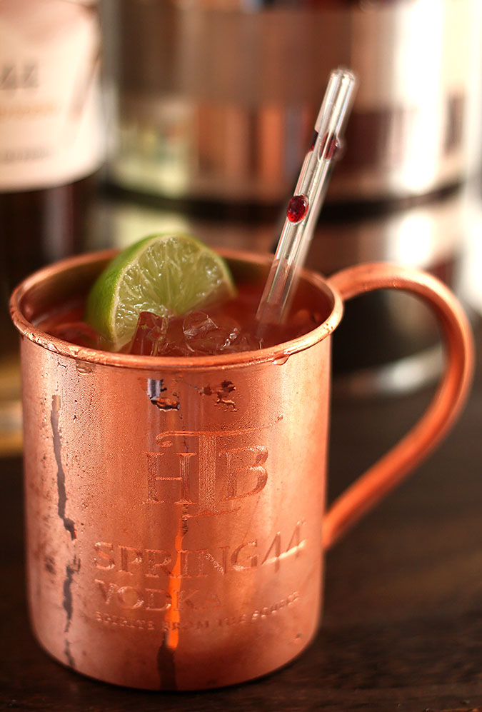 The Moscow Mule | Creative Culinary