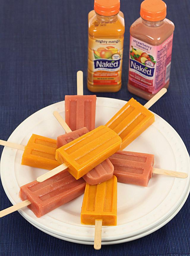 Naked food juice company