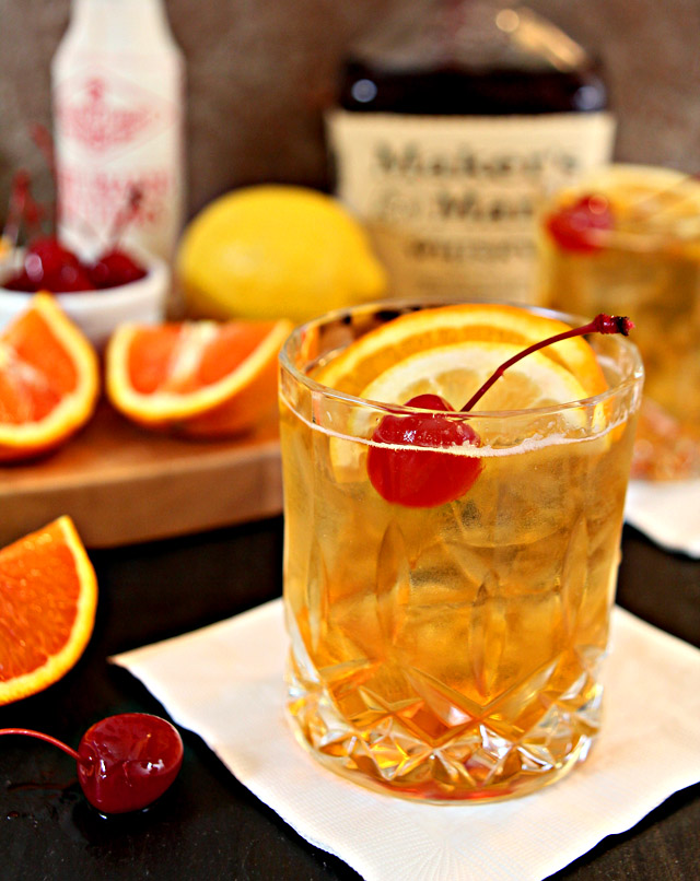 The Old Fashioned - Classic Cocktail Series