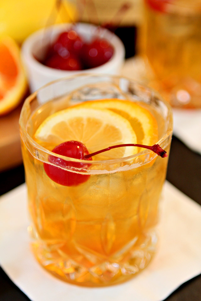 The Old Fashioned - A Classic Cocktail | Creative Culinary