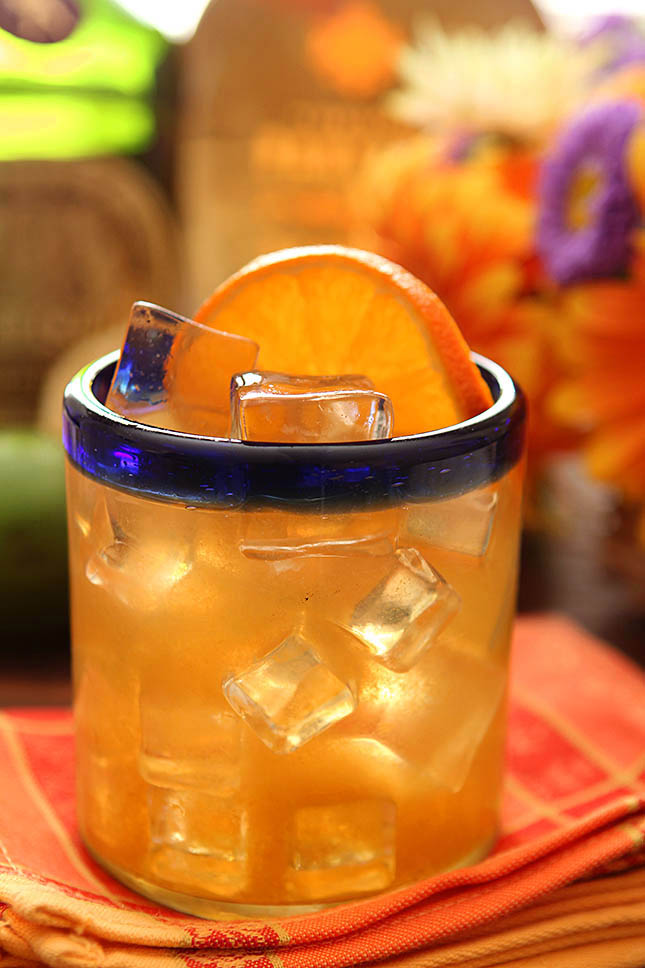 Orange Marmalade Margarita from Creative-Culinary.com