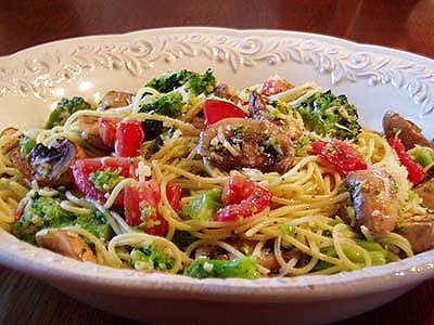 ... tomatoes italian sausage and kale spaghetti with italian turkey