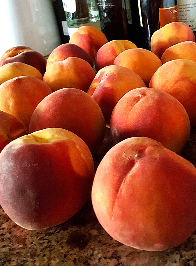 Colorado Peaches