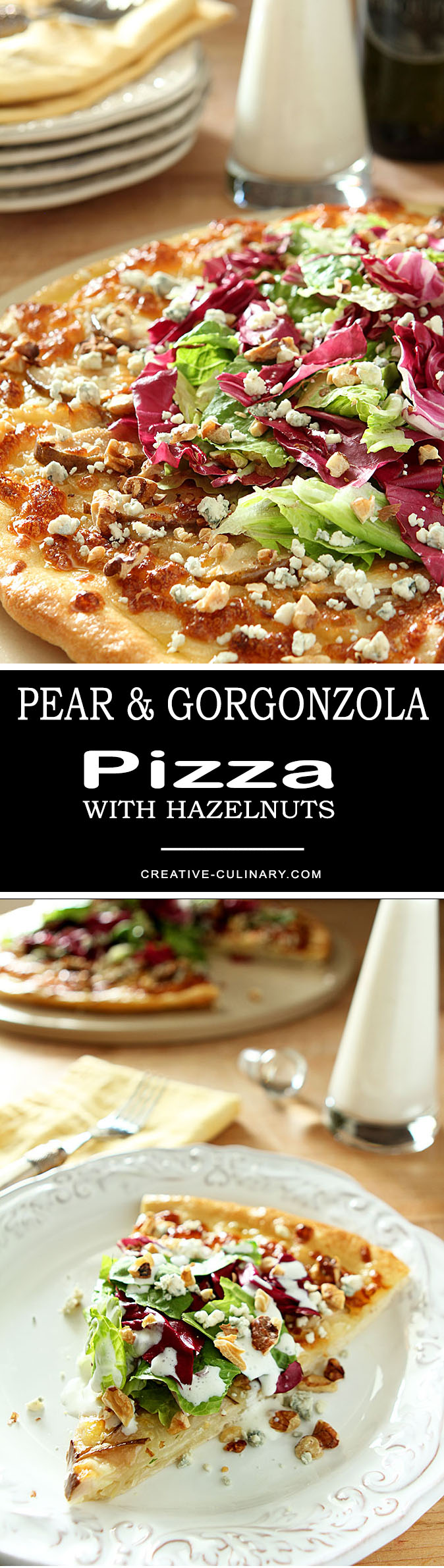 California Pizza Kitchen Pear And Gorgonzola Salad Recipe