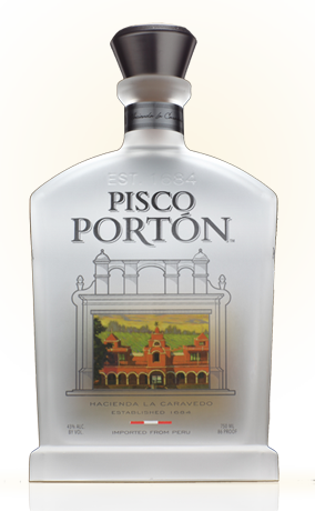 The El Diablo with Porton's Pisco