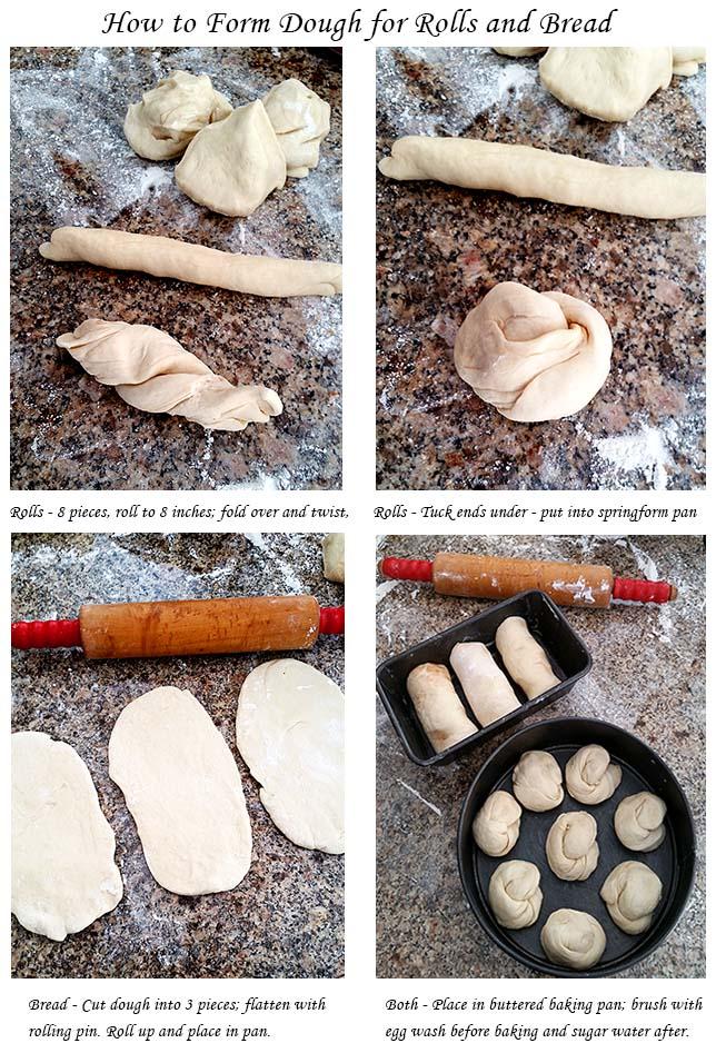 Asian Sweet Rolls