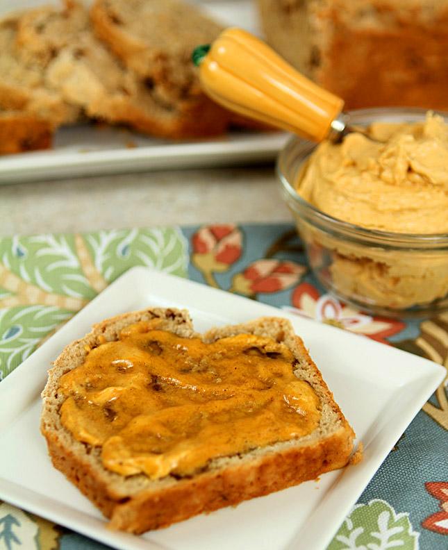 pumpkin-beer-bread-with-pumpkin-butter