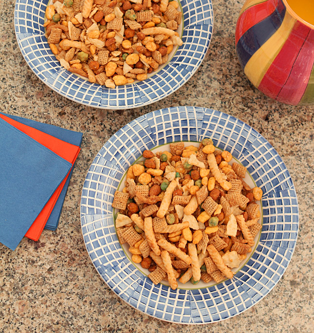 Sriracha Crunch Chex Mix | Creative Culinary