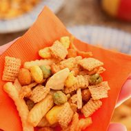 Sriracha Crunch Chex Mix
