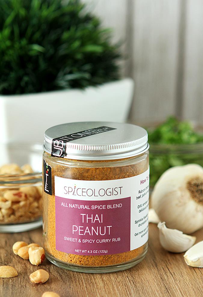 Thai Peanut - Spiceologist