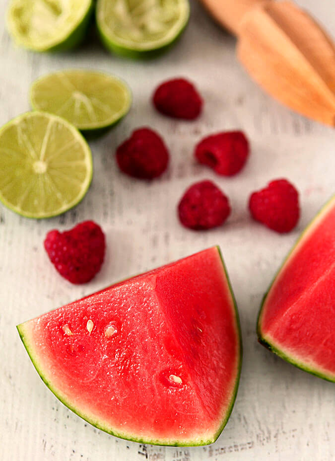 Watermelon Sections