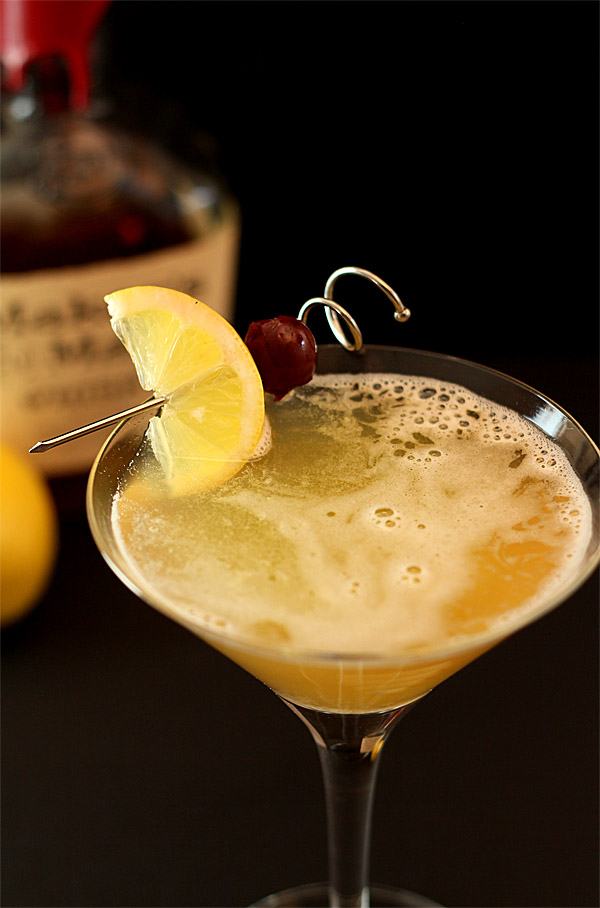 Classic Whiskey Sour | Creative Culinary | A Denver, Colorado Food ...