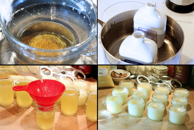 Wood Butter – A Recipe for Your Utensils!